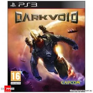 Dark Void - PS3 Playstation 3 - Brand New