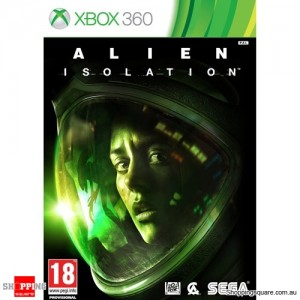 Alien Isolation - Xbox 360 Brand New