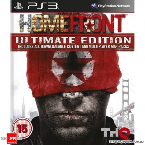 Homefront Ultimate Edition - PS3 Playstation 3 Brand New