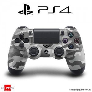SONY Genuine Playstation 4 DualShock 4 Controller (PS4) - Urban Camouflage
