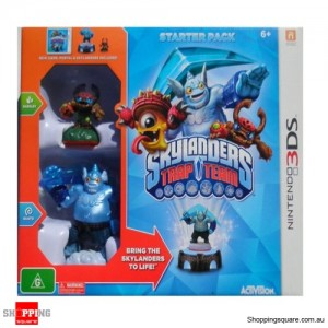 Skylander Trap Team Starter Pack - 3DS Brand New