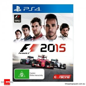 F1 2015 Formula 1 - PS4