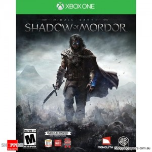 Shadow of Mordor LOTR - Xbox One