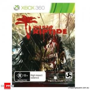 Dead Island Riptide - Xbox 360 Brand New
