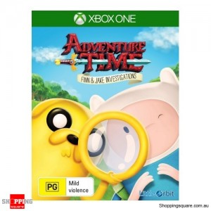 Adventure Time Finn & Jake Investigations - Xbox One