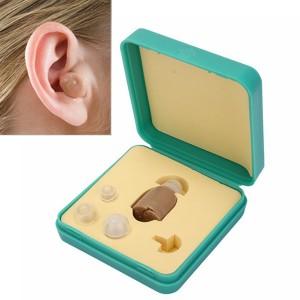 Mini In-Ear Hearing Aid Volume Sound Amplifier F-883