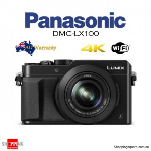Panasonic Lumix LX100 DMC-LX100 Digital Camera Black