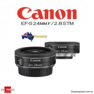 Canon EF-S 24mm f/2.8 STM Camera Lens