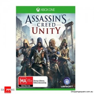 Assassin's Creed Unity - Xbox One Brand New