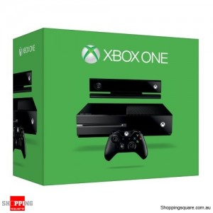 Xbox One 500GB Game Console with Kinect Sensor