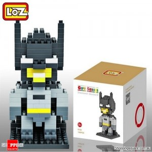 DIY Diamond Nano Block - Batman