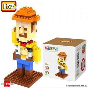 DIY Diamond Nano Block - Woody