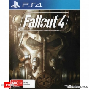Fallout 4 - PS4 Playstation 4