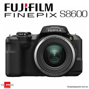 Fujifilm Finepix S8600 Digital Camera