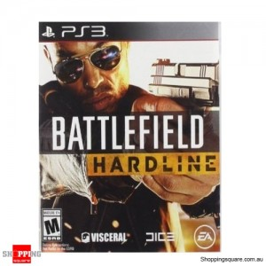 Battlefield - Hardline - PS3 Brand New