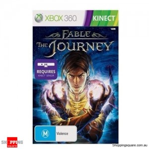 Fable The Journey Kinect - Xbox 360 Brand New