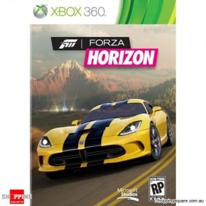 Forza Horizon - Xbox 360 Brand New