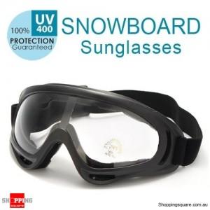Snowboard Glasses For Ski Snowboard Ski Goggles Tranparent Colour - Adult Unisex