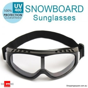Snowboard Glasses For Ski Snowboard Ski Goggles Transparent Colour - Adult Unisex