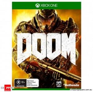 Doom - Xbox One (2016)