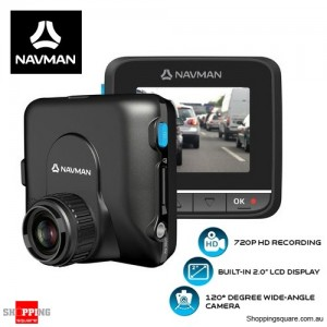 Navman MiVue338 HD Digital drive recorder