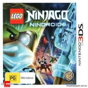 LEGO Ninjago Nindroids - 3DS