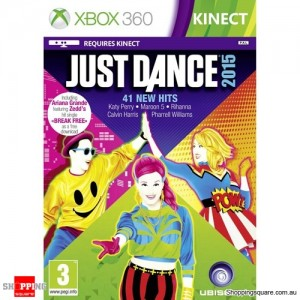 Just Dance 2015 - Xbox 360 Kinect