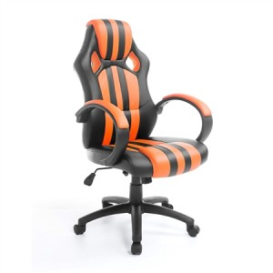 Executive Tilt Adjustable PU Leather Racing Office Computer Chair