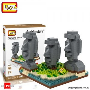 Easter Island - LOZ Architectural World Building Block