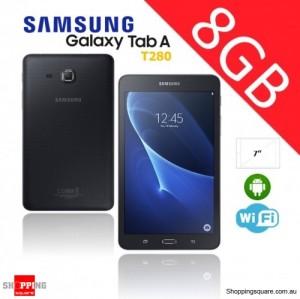Samsung Galaxy Tab A T280 8GB 7 inches WiFi (2016) Black