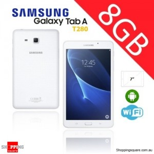 Samsung Galaxy Tab A T280 8GB 7 inches WiFi (2016) White