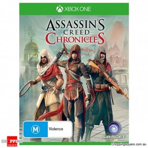 Assassin's Creed Chronicles - China, India and Russia - Xbox One