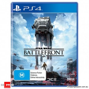 Star Wars Battlefront – PS4