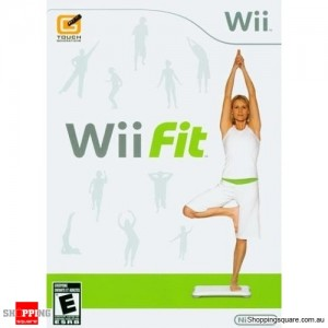 Nintendo Wii Fit Game Only(Pre-owned)