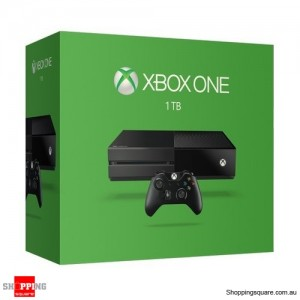 Xbox One 1TB Console Retail
