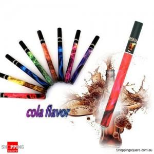 Disposable Electronic Cigarette Vape Vaporizer Pen E Shisha Hookah 500 Puffs Coca-Cola Flavour