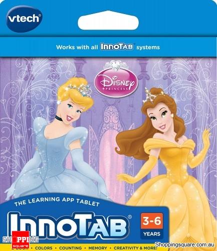 Vtech Innotab Software - Disney Princess Game