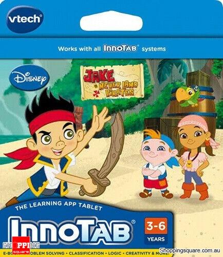 vtech Innotab - Disney Jake Never Land Pirates