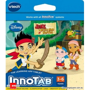 vtech Innotab - Disney Jake Never Land Pirates