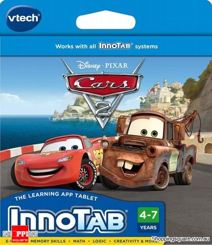 vtech Innotab - Disney Pixar Cars 2