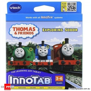 VTech Innotab - Thomas and Friends Exploring Sodor