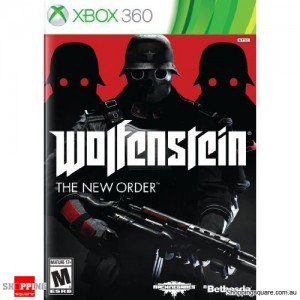 Wolfenstein The New Order - Xbox 360(pre-owned)