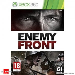 Enemy Front - xbox 360 (pre-owned)