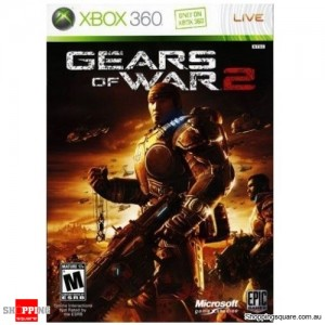 Gears Of War 2 GOTY - Xbox 360 (Pre-owned)