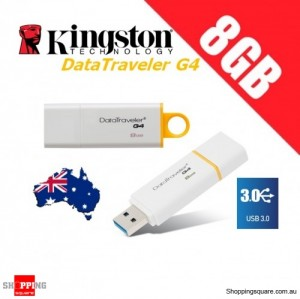 Kingston DataTraveler G4 8GB USB Flash Drive Pendrive Memory Stick USB 3.0