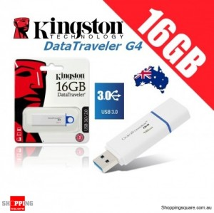 Kingston DataTraveler G4 16GB USB Flash Drive Pendrive Memory Stick USB 3.0