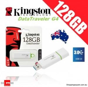 Kingston DataTraveler G4 128GB USB Flash Drive Pendrive Memory Stick USB 3.0