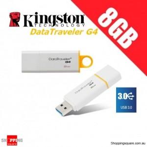 Kingston DataTraveler G4 8GB USB Flash Drive Pendrive Memory Stick USB 3.0