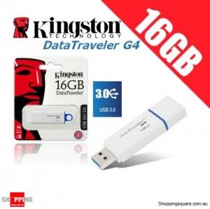 Kingston DataTraveler G4 16GB USB Flash Drive Pendrive Memory Stick USB 3.0