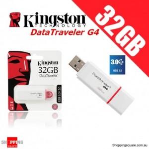 Kingston DataTraveler G4 32GB USB Flash Drive Pendrive Memory Stick USB 3.0